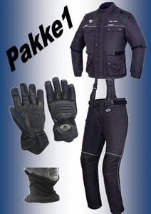 Bilde av      PAKKE 1:  jakke,bukse,hansker,halsvarmere