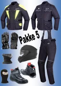 Bilde av      PAKKE 5:Full pakke: jakke,bukse,hjelm,støvler,hansker,halsv