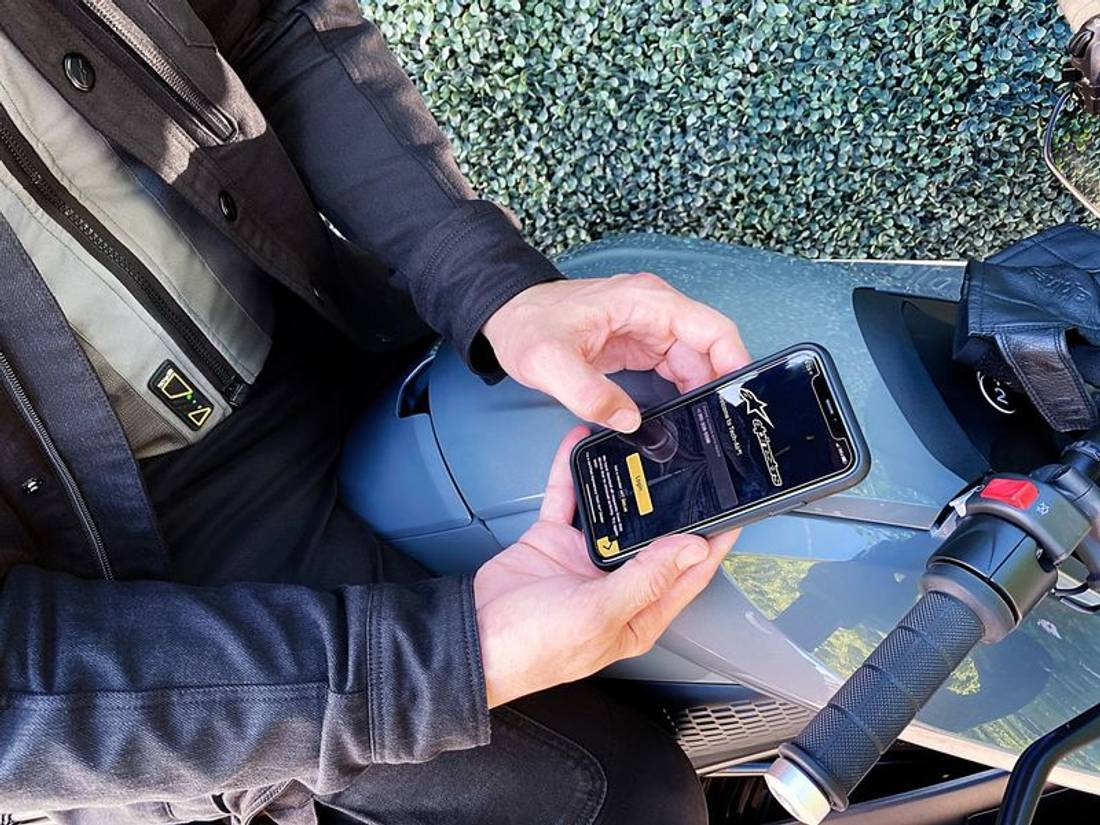 Alpinestars Tech Air 5 airbag