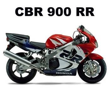 Bilde av CBR 900 RR