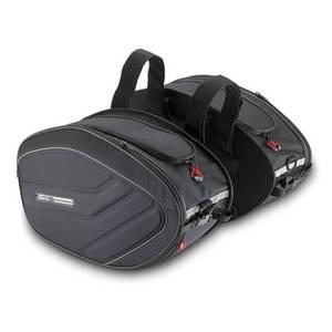 Bilde av Softbags Givi Easy-T utvidbare softbags 34-> 40 liter