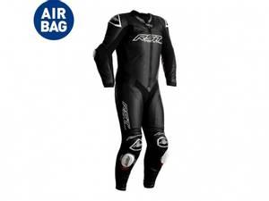 Bilde av RST Race Dept V4.1 Airbag CE Race Suit Leather Black