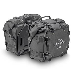 Bilde av Softbags Givi Canyon softbags 2X25 liter