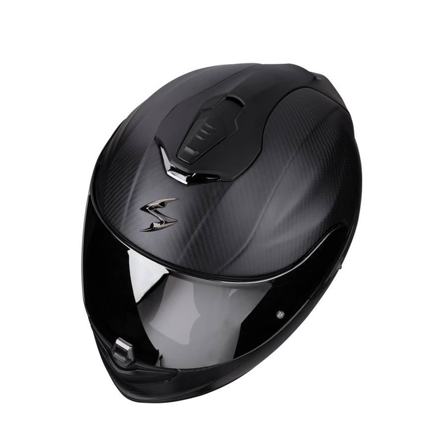Scorpion EXO-1400 CARBON Sort Matt