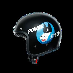 Bilde av Agv X70 POWER SPEED PURE MATT BLACK