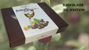 Bilde av Sjokolade til hvitvin