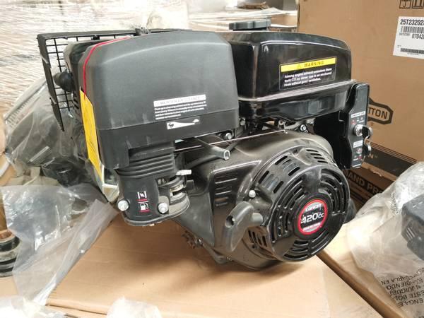 Bilde av LONCIN 420CC / 15K MOTOR M/EL-START G420FD