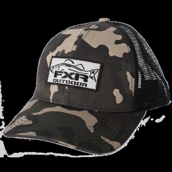Bilde av Angler Hat 17-Army Urb Cm/Blk-OS