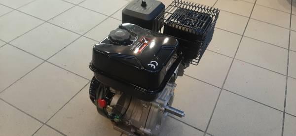 Bilde av Motor 420CC 15HK - UNIVERSAL - SNORSTART