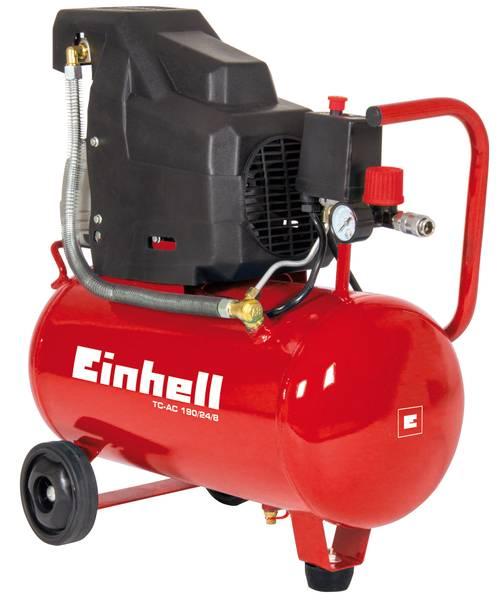 Bilde av EINHELL Kompressor 24 liter / 8 bar - TC-AC