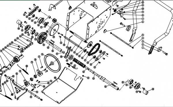 Bilde av 66. differensial wire