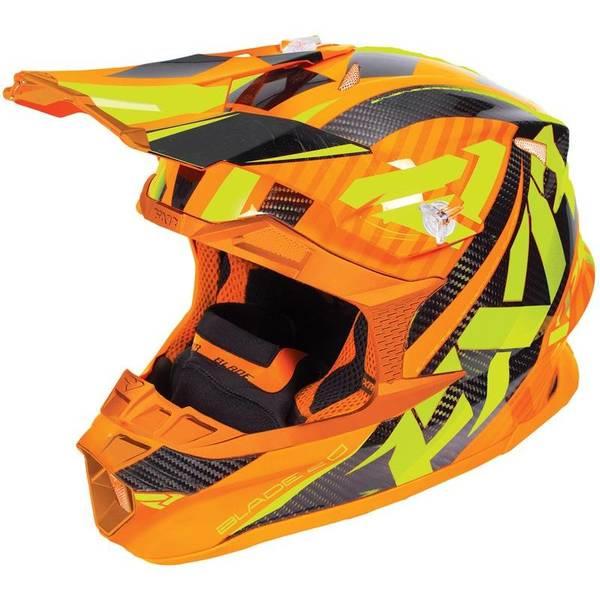 Bilde av Blade 2.0 Carbon Throttle Helmet