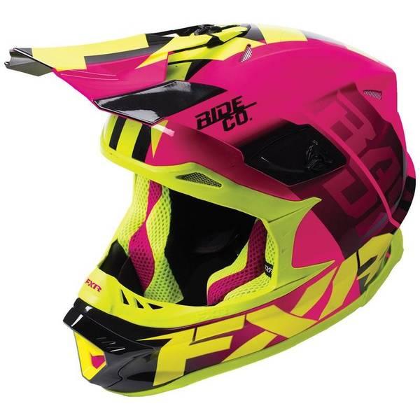 Bilde av Blade 2.0 MX Race Div Helmet 18-Elec
