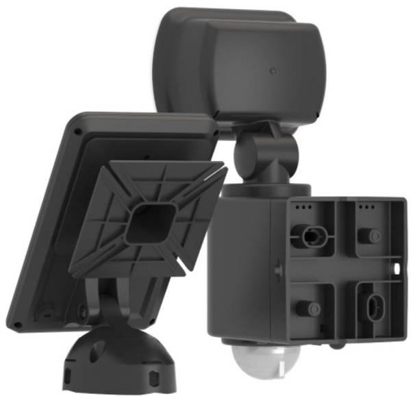 Bilde av  Oppladbar LED utendørslampe GP Safeguard
