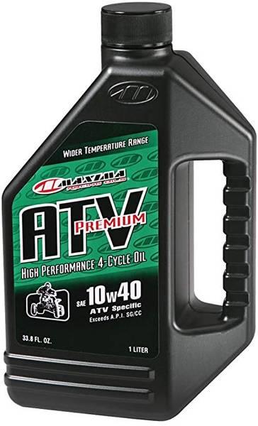 Bilde av MAXIMA ATV Premium Motor Oil Semi-synthetic 10W40