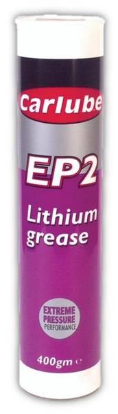 Bilde av Carlube EP2, Lithium, grease, patron, 400g
