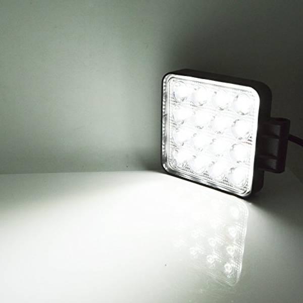 Bilde av ARBEIDSLYS 48W LED SLIMLINE