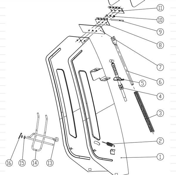 Bilde av 4. utkaster wire