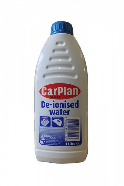 Bilde av CarPlan batterivann, 1L