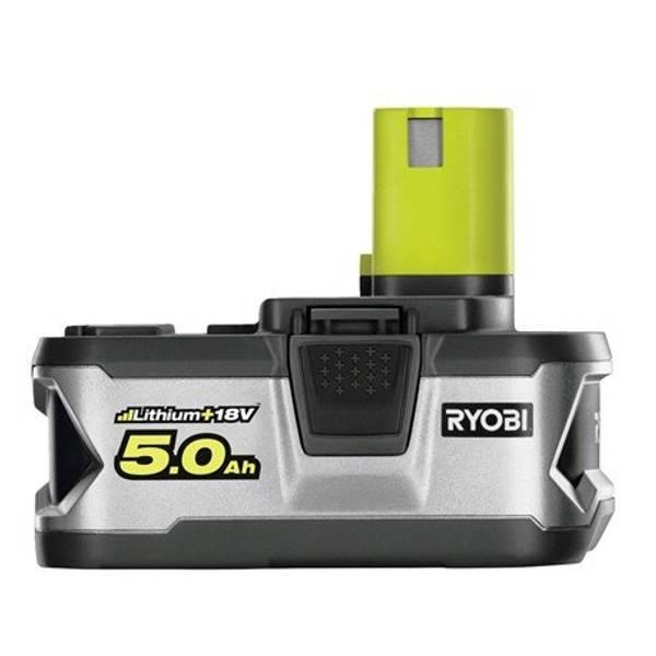 Bilde av Ryobi 18V 5.0 Ah Lithium+ Batteri
