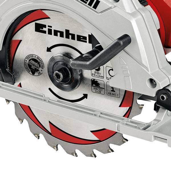 Bilde av Einhell Sirkelsag 165 mm 1.200 W - TE-CS 165