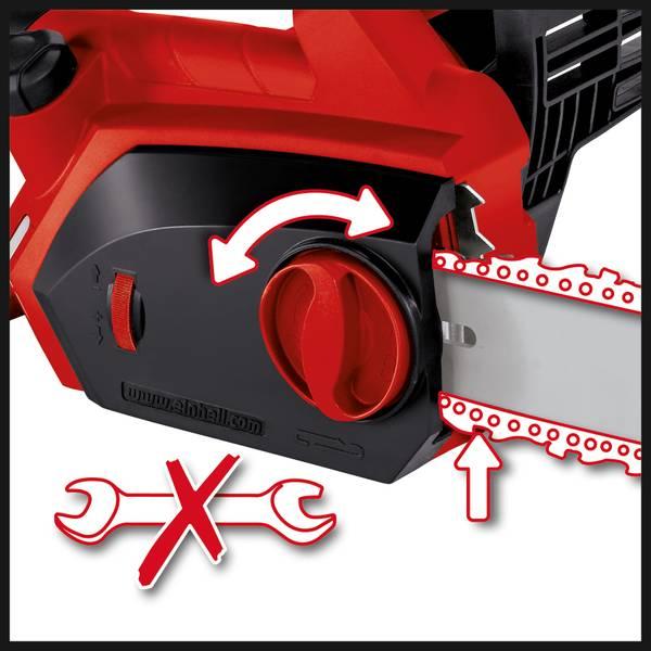 Bilde av Elektrisk motorsag 350 mm 1.800 W - GH-EC 1835