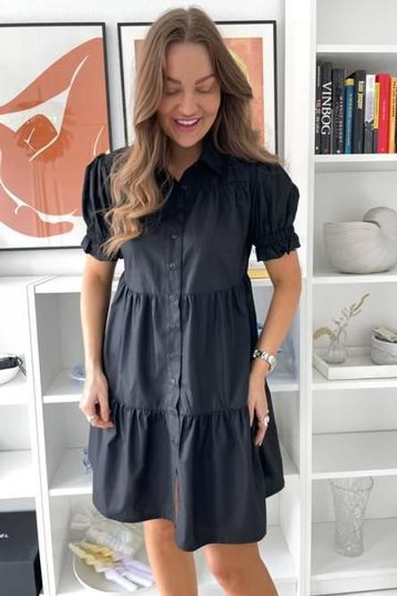 Bilde av BYIC ASTA DRESS BLACK