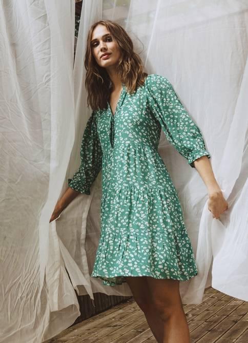 Bilde av MISSMAYA LUCY DRESS APPLE