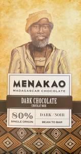 Bilde av Menakao Dark chocolate 80%
