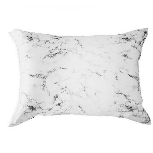 Bilde av Silkeputetrekk - marmor -