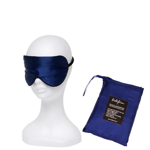 Bilde av Silkelakenpose - blå pakke