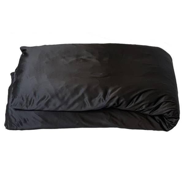 Bilde av Dynetrekk i silke- sort