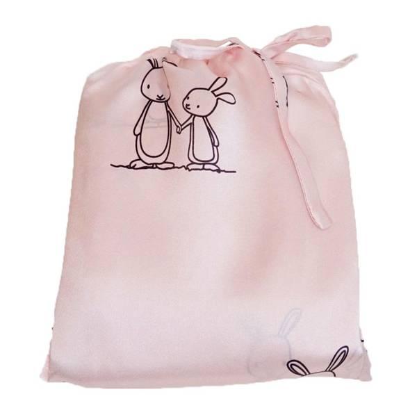 Bilde av Sengett til barn i silke -
