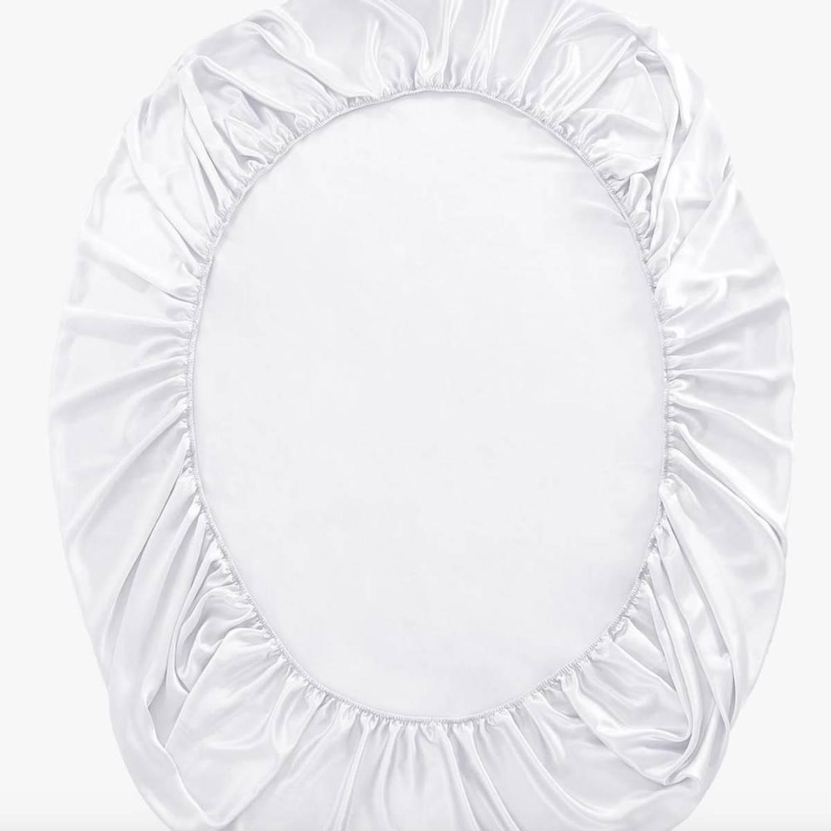 Silkelaken - hvit