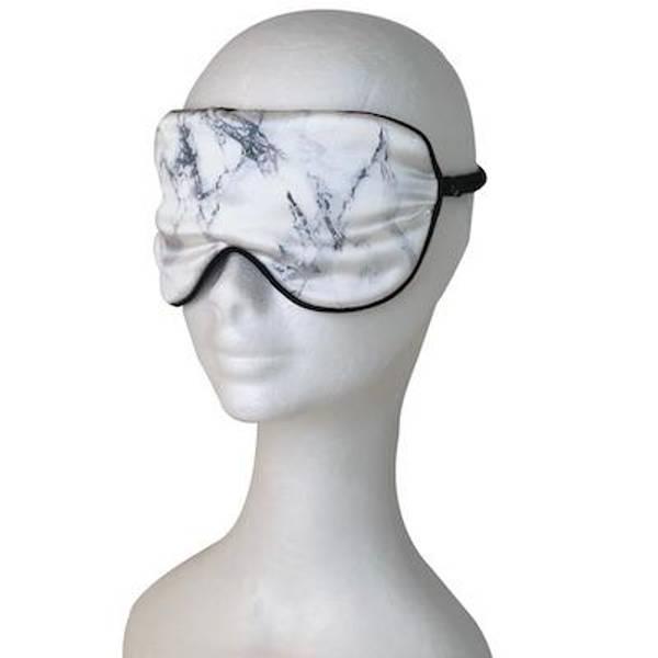Bilde av Sovemaske - marmor
