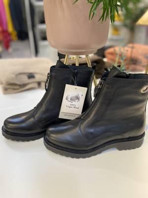 Bilde av CASHOTT - Boots Vanntett Black Santorini