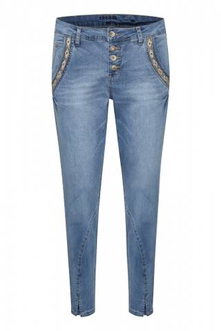 Bilde av CREAM - Jeans Chrolly Light Blue Denim