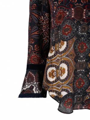 Bilde av HAUST - Multi Print Shirt