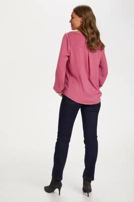 Bilde av SAINT TROPEZ - Bluse Briana LS Slate Rose