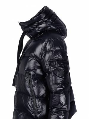 Bilde av HAUST - A-shape Short Down Jacket Sort