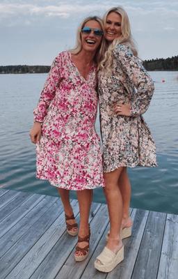 Bilde av LOVE FOREVER - Jannike Dress Pink