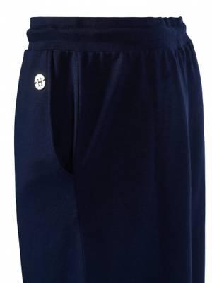 Bilde av HAUST - Jersey Skirt Navy