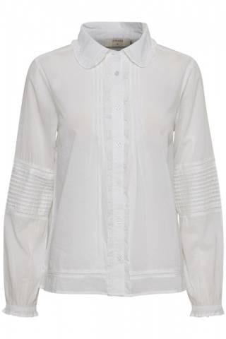 Bilde av CREAM - Skjorte Birga i hvit