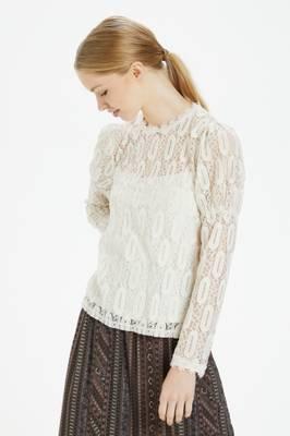 Bilde av CREAM - Skjorte ViVi Birch