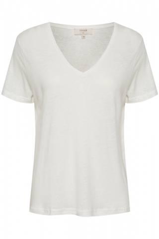 Bilde av CREAM - Pitta T-shirt Snow White
