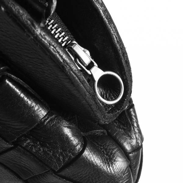 DEPECHE - Liten Veske Clutch Nero