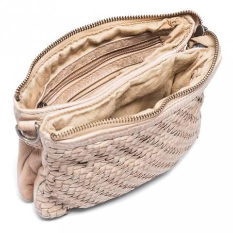 Bilde av DEPECHE - Small bag / Clutch i farve Sand