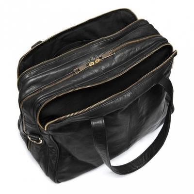 Bilde av DEPECHE - Golden Deluxe Large Bag Nero