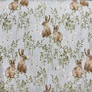 Bilde av Bomull - kaniner i duse farger