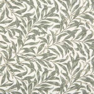 Bilde av Ramas bladmønster - olivengrønn og naturhvit